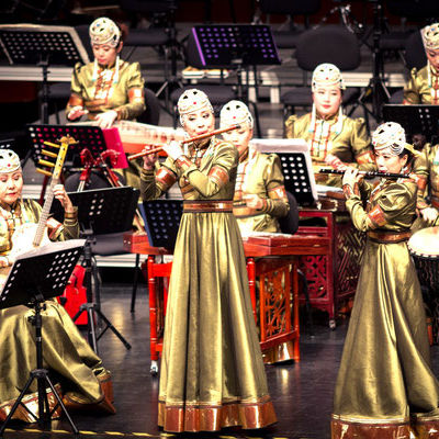 Mongolia Folk Orchester