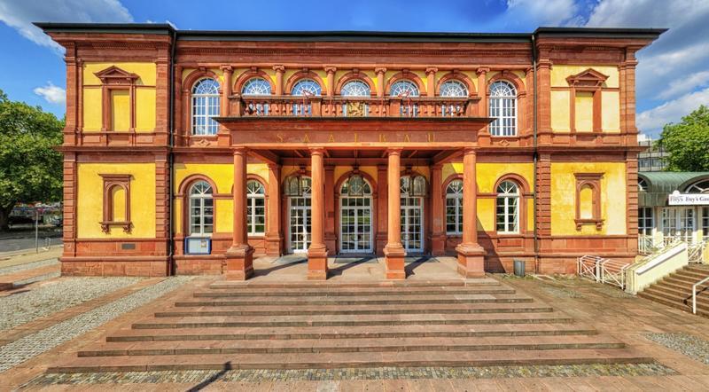 Bild vergrößern: Saalbau - virtuelle TourSaalbau - virtuelle Tour