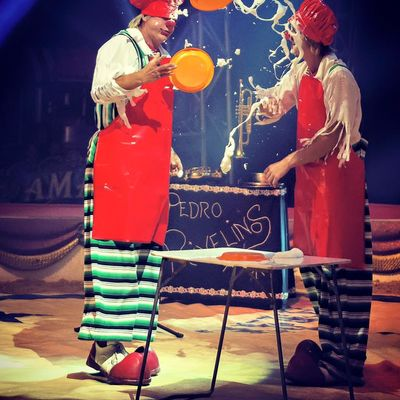 Circus Althoff Clowns