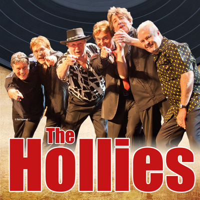 The Hollies © Hohenstein Konzerte