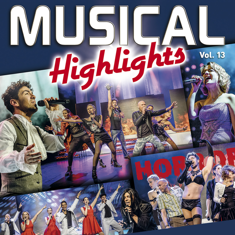Bild vergrößern: Musical Highlights Vol13 © Micke Ovesson