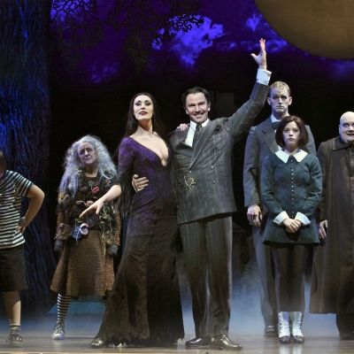 The Addams Familiy © Frank Serr Showservice International e. K.