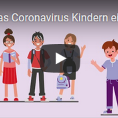 Screenshot Corona Kids Video